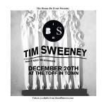 Tim Sweeney (BIS 15th Anniversary) at The Toff in Town 20/12/2014